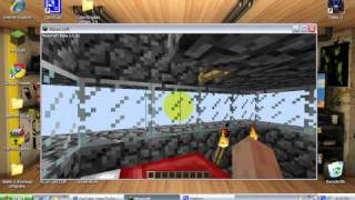 Gambar cover how to turn invisible in mincraft.