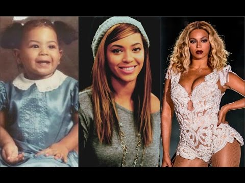 Beyonce:A life in pictures