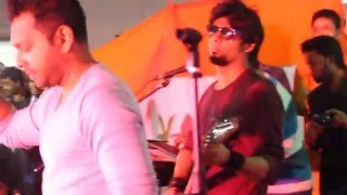 chhuye dile mon tahsan and the band live