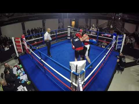 Ultra White Collar Boxing | Burton | James Savage VS Jarryd Croft