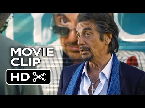 Danny Collins Movie CLIP - Compass School (2015) - Al Pacino Movie HD