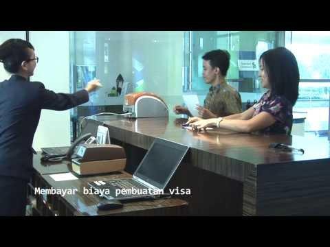 Cara Mendapatkan Visa Amerika
