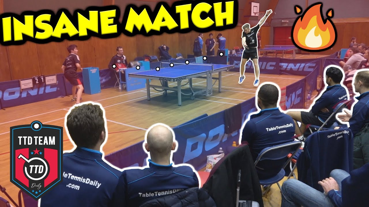 Download MATCH OF THE SEASON! | TableTennisDaily Team | Ep 7