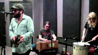 """The Black Angels """"Love Me Forever"""" Live at KDHX 5/8/13"""