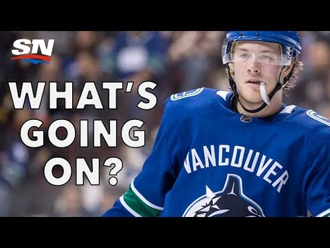 What Is Going On With The Vancouver Canucks? w/ Mark Spector   The Jeff Blair Show