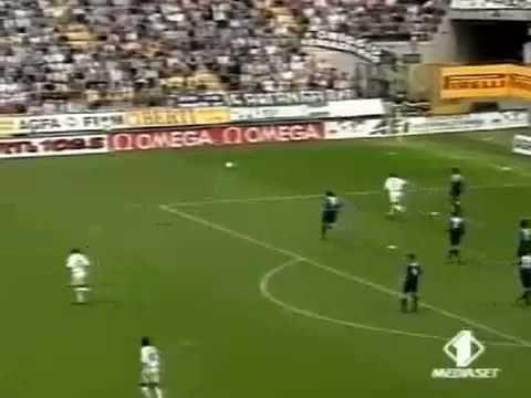 Inter 3 2 Fiorentina Campionato 1997 98 Youtube