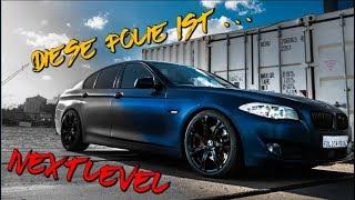 DER PEUGEOT des Grauens...& BMW F10 heftige Folie || Folienprinz