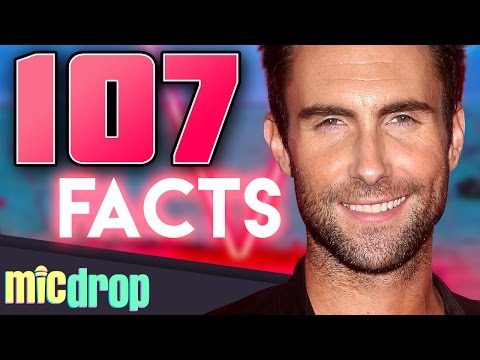 107 Maroon 5 Facts YOU Should Know  (Ep. #60) - MicDrop