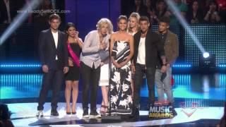 2015 Radio Disney Music Awards - Teen Beach 2 Cast [HD]
