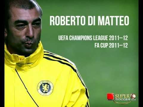 Bye Roberto Di Matteo ..