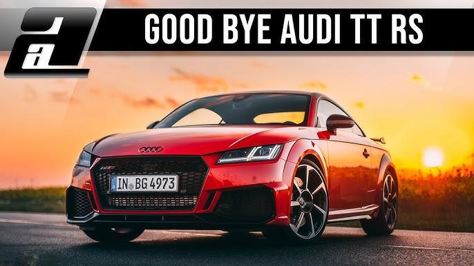 Audi TT RS Nordschleife [BtG] Tag 1 | geführte Runde No 8 | Abtrocknend |  mit Instruktoransagen - YouTube