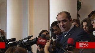 ՀՀԿ ընդունելության օրերը չեն ավարտվել  Սպորտի անկուսակցական նախարար