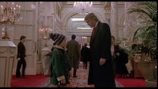 Дональд Трамп в кинофильме Один дома 2