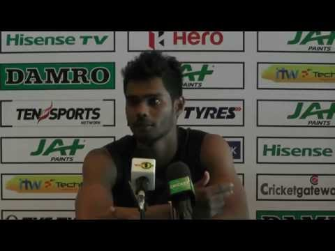 Post Match Press Conference with Dhananjaya de Silva - 3rd Test, Day 01