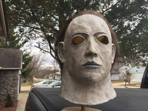 Halloween 5 The Revenge of Michael Myers Mask Costume Life-sized ...