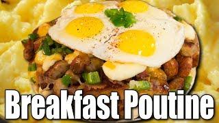 Breakfast Poutine - Handle it