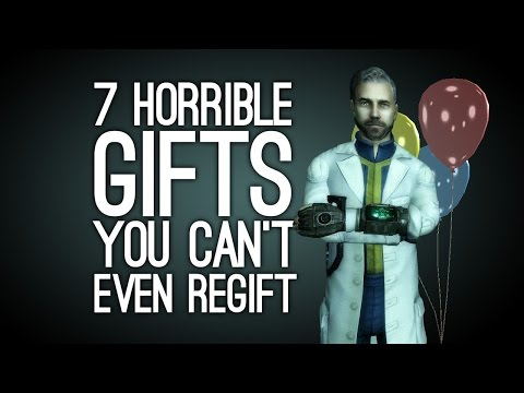 7 Horrible Gifts You Can't Even Regift