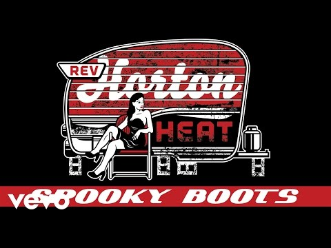 Reverend Horton Heat - Spooky Boots (Audio)