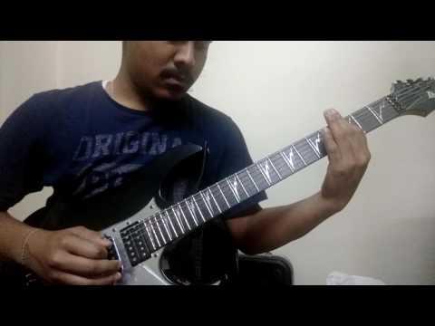 O O Jaane Jaana Guitar Cover (Full Intro)