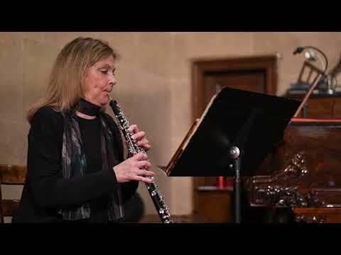 Smitten, by John Goodin. bj Karpen, Oboe; Jane Kelly Williams, Guitar; Dave Richards, Bass.