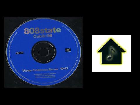 808 State - Cubik '98 (Victor Calderone Remix)