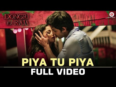 Piya Tu Piya - Full Video | Dongri Ka Raja...