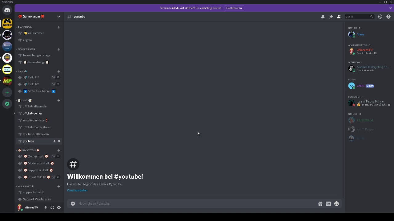 How To Make Twitch Chat Rules Template Examples