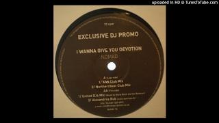Nomad - I Wanna Give You Devotion (2005 SAS Remix) 320kbps