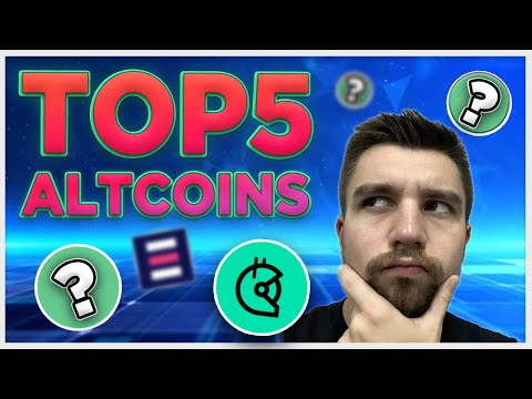 Top 5 CHEAP cryptocurrencies to Buy RIGHT NOW!