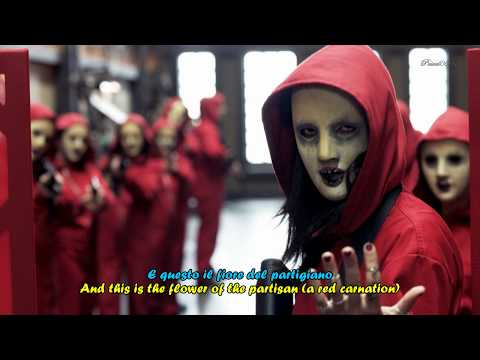 """bella-ciao""-professor-and-berlin-money-heist-+-lyrics-english/italian"