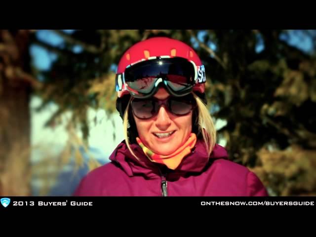 2013 OnTheSnow Ski Test: Tester Interview, Tanja Heller