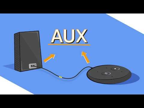 Amazon Alexa: Set Up Your Echo Input