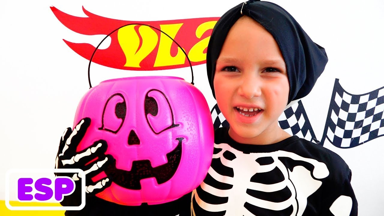 Vlad y Nikita y la historia de Halloween