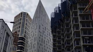 بالفيديو.. عمارة في لندن بتصميم 3D