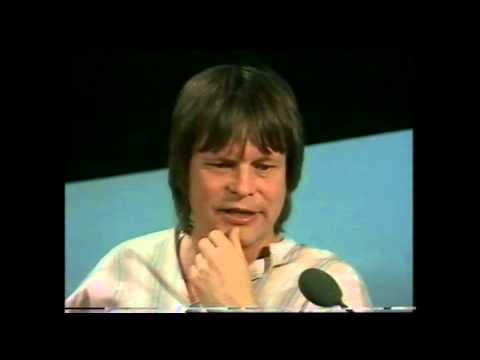 """Terry Gilliam promoting """"Monty Python's The Meaning of ...  Terry"""