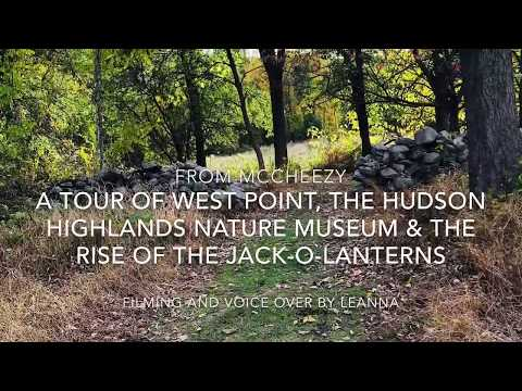 A tour of West Point and the Hudson highlands nature museum