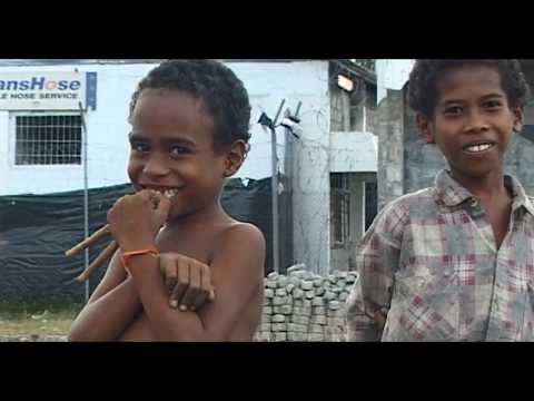 Des gens du Timor