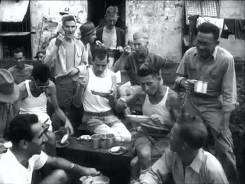 US Army in WWII: Battle of Manila, Philippines - Military Documentary - CharlieDeanArchives