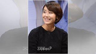 배우 윤정희, 지난 2월 둘째 출산…결혼 이후 평범한 …