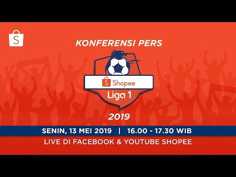Konferensi Pers Shopee Liga 1 2019