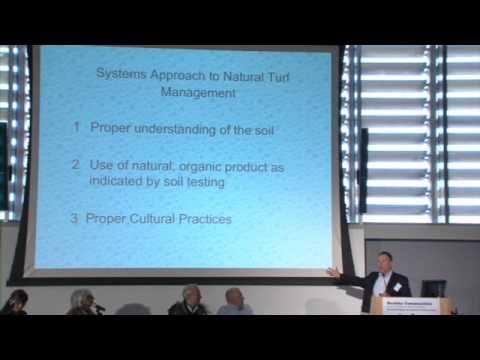 2012 Forum: Lawns & Landscapes Panel, pt. 2: Organic Is Possible (Chip Osborne)