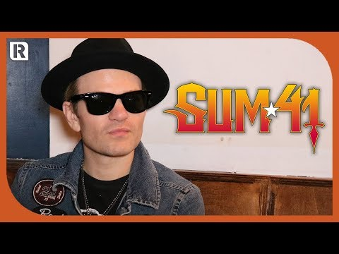 Deryck Whibley Discusses Writing New Sum 41 Album & More