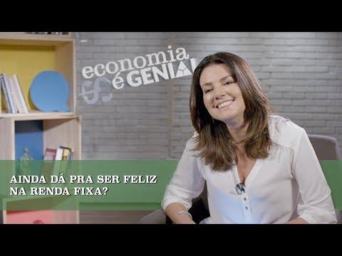 Ainda dá pra ser feliz na renda fixa? |  Economia é Genial com Mara Luquet #6