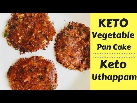 keto-veg-pancakes-|-keto-uthappam-|-veeramachaneni-ramakrishna-gari-diet-veg-uthappam