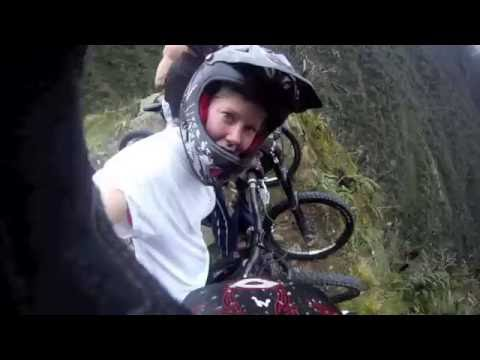 GoPro - Death Road Bolivia