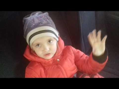Детский тест-драйв HYUNDAI TUCSON