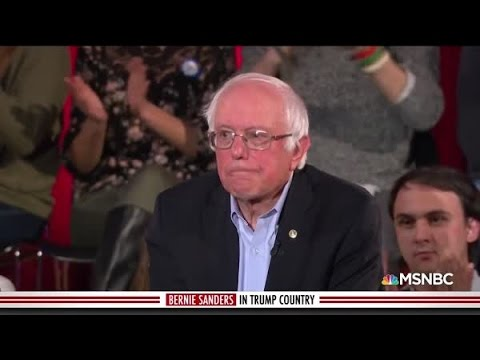 West Virginia Coal Miner Thanks Bernie Sanders For Fighting For Him