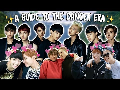 A Guide To BTS: Danger Era