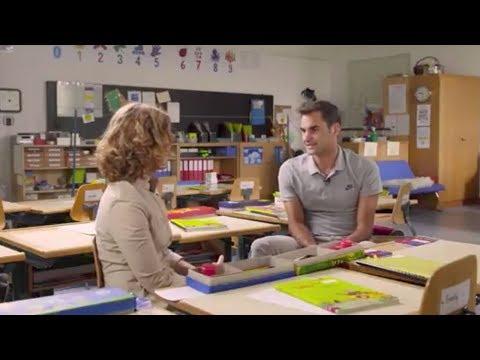 Foundation Talk - Roger Federer about Education (long version)