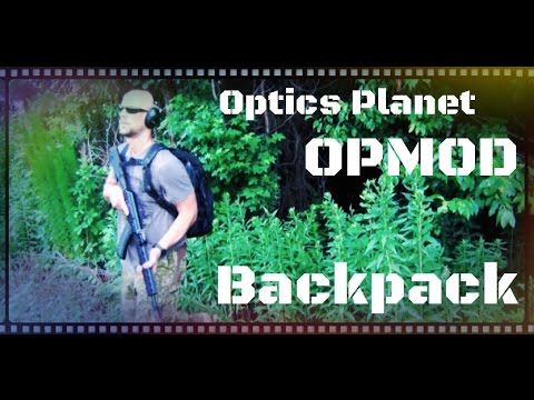 Optics Planet OPMOD Tac Pack 20 Backpack Review HD